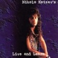 LIVE AND LEARN - 1995 -
