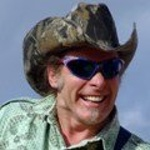 Portrait Ted Nugent